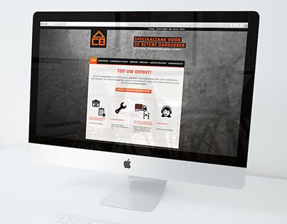 ACB Redesign website