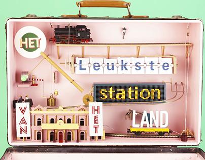 Railway museum Utrecht