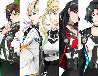 REMOVE BEFORE FLIGHT - Sailor Senshi Special Task Force