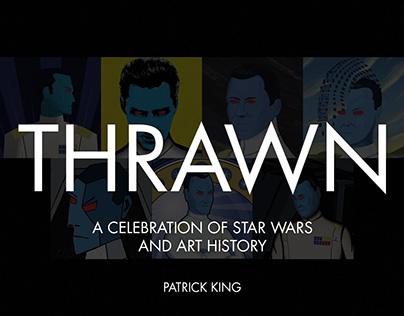 Thrawn: A Celebration of Star Wars and Art History