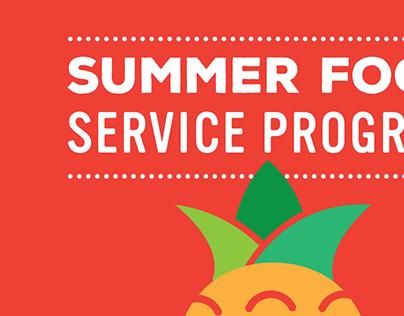 USDA Summer Food Service Program Guides