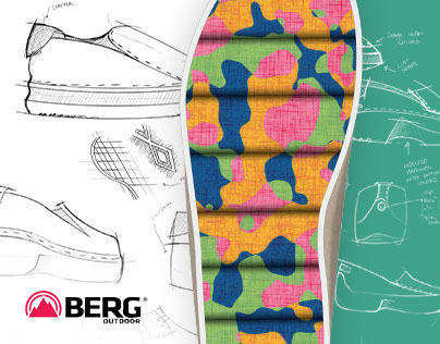 BREE shoes for Berg Outdoor
