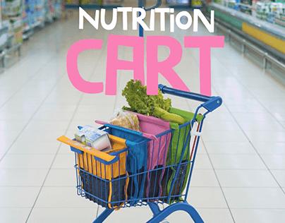 Nestlé Nutrition Cart