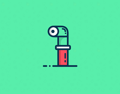 Just a periscope icon