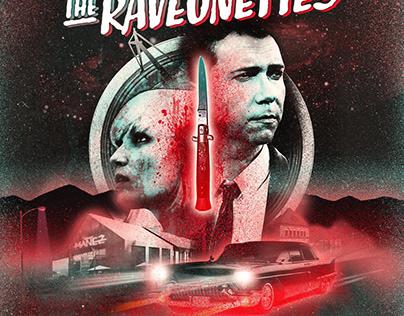 The Raveonettes poster