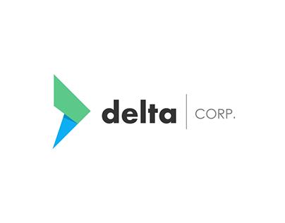 Delta Corp. - Logo Design