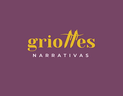 Griottes Narrativas_Visual Identity