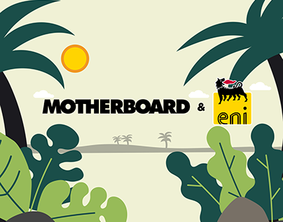Vice Motherboard x Eni