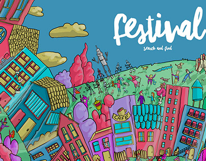 Festival - Search and Find