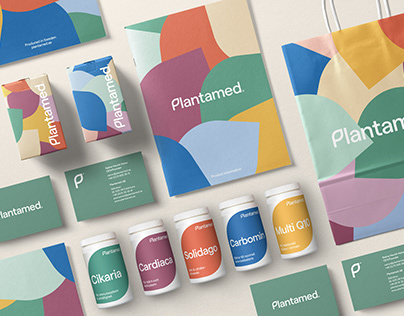Plantamed Visual Identity