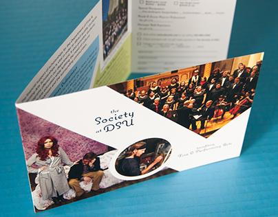 Scholarship Fundraising Brochure
