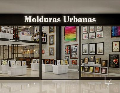 Molduras Urbanas ft. CR6 Arquitetura