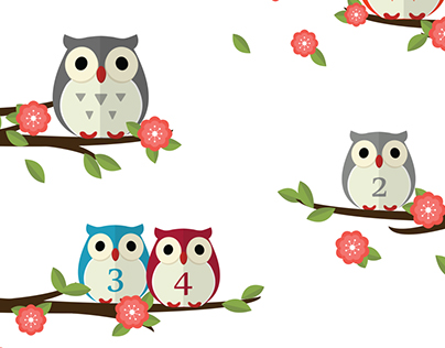 Numbers of Owl Family