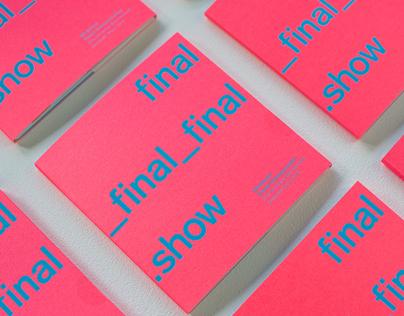 FinalFinalFinal.Show