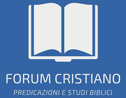 [Logo Branding] Forum Cristiano