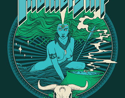 MOTHERSHIP - Spring 2016 Tour Poster