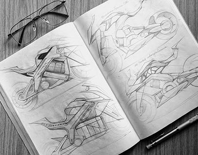 Sketchbook- प्रतिबिंब