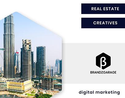 Social Media Creatives Real Estate - BrandzGarage
