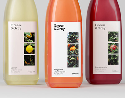 Green&Grey - Organic juices