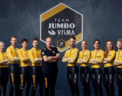 Team Jumbo-Visma Ice