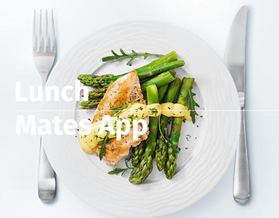 Lunch Mates App
