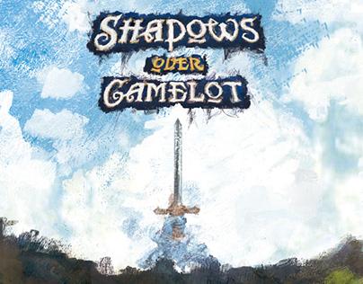 Boardgame Fanart Shadows over Camelot