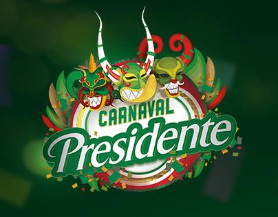 Carnaval Presidente 2014