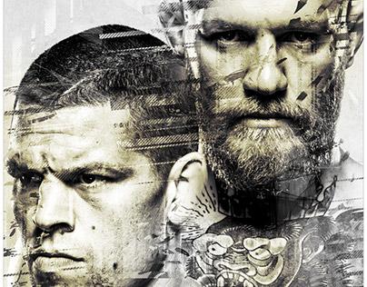 Official UFC202 Composites