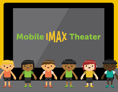 MOBILE IMAX THEATER VIDEO