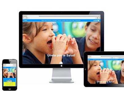 Unicef Web Site