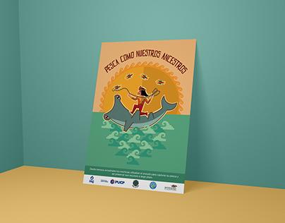 Afiche conceptual / Concept Advertising