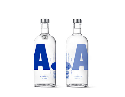 Rediseño packaging ABSOLUT