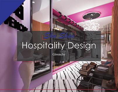 Hospitality Design - Givenchy