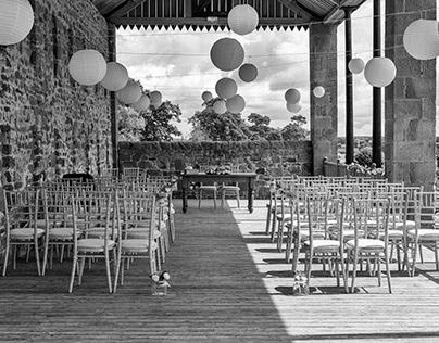 Cheryl and Alan Hull's wedding