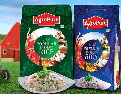 Rice Packaging & Branding