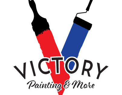 Victory Painting Logo