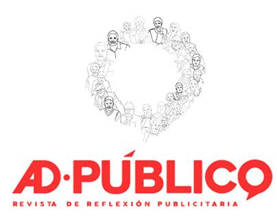 ad.publico/ilustraciones de grandes de la publicidad