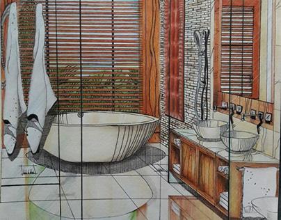 Desenho de Interiores
