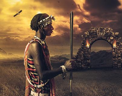 Tribal Image Manipulation