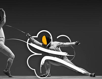 Fencing Ireland - Logo Design