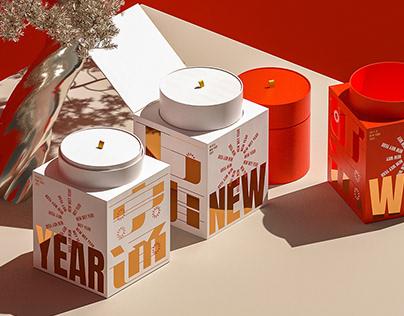 NEW WEY YEAR 新年礼盒
