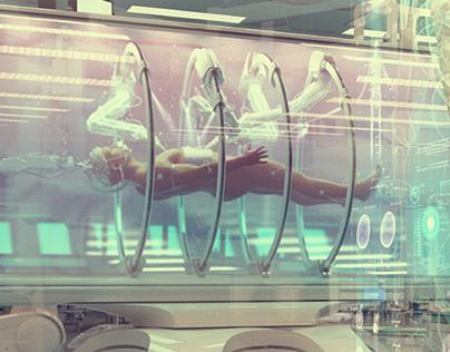 """Robotic Surgery"" Scene in Detail"