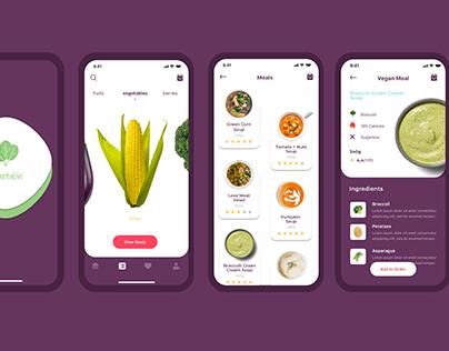 Vegantable App
