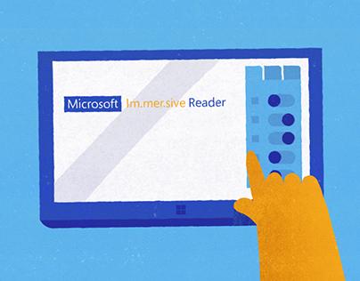 Microsoft immersive reader