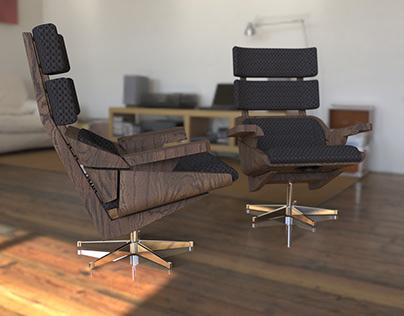 Haptic Listening Chair