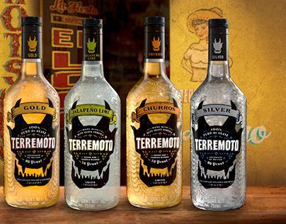 Terremoto Bottle