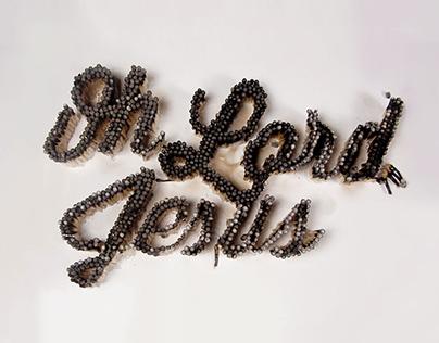 Matchstick Typography