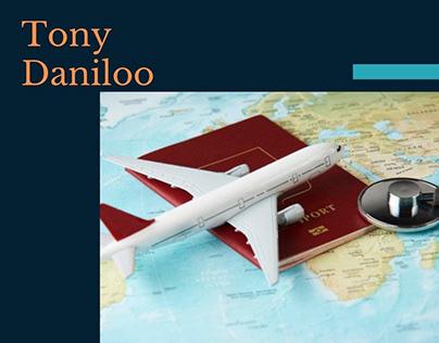 Tony Daniloo - Travel Agency Founder