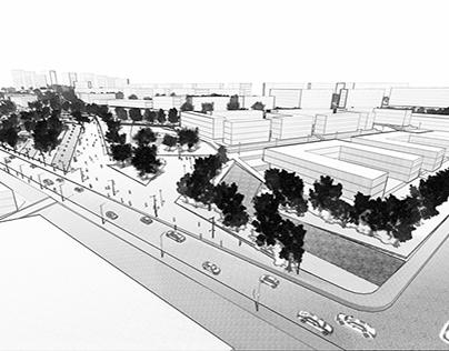 Urban Planning Proposal for Wadi Barada - Damascus