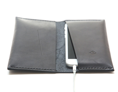 Minimalist iPhone Wallet